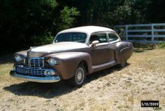 1947 Lincoln 2-Door Sedan ...
