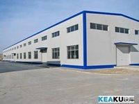 portal building for warehouse