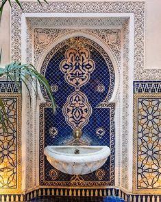 Chic Modern Home Decor Morrocan Decor, Moroccan Art, Moroccan Interiors, Moroccan Design, Moroccan Style, Modern Moroccan Decor, Art Marocain, Design Marocain, Islamic Architecture