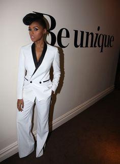 Unique indeed | Janelle Monae