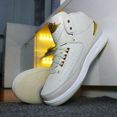 bad1c0eb2ca1 Go check out my Air Jordan 2 Retro Quai 54 on feet channel link in bio