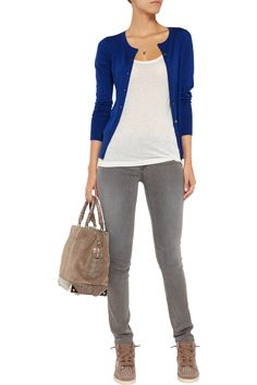 Iris & Ink Cashmere cardigan - Exclusively for THE OUTNET