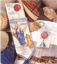 Aoy - Bookmark Baby balloon, part. 1