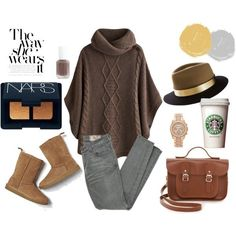 """""""Autumn Neutrals"""" by fashion-district on Polyvore  Fall Winter 2015"""