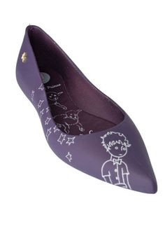 These Little Prince shoes would have been awesome