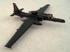 LEGO U-2R Dragon Lady
