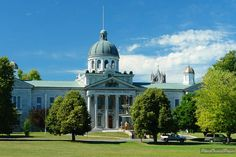 Frontenac County Court House, Kingston Ontario