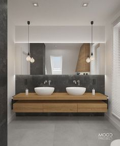 Wnętrzarska rewolucja Magdy J. Bathroom Design Inspiration, Bad Inspiration, Bathroom Layout, Small Bathroom, Bad Styling, Bathroom Design Luxury, Bathroom Styling, Beautiful Bathrooms, Bathroom Furniture