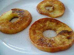 Bee-zzy BumbleBee: Gebakken & 'gezond' ?  gebakken appels