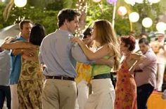 Luke Brandon (Hugh Dancy) and Rebecca Bloomwood (Isla Fisher) ~ Confessions of a Shopaholic ~ Movie Stills Flirty Dancing, Ugly Betty, Confessions Of A Shopaholic, Isla Fisher, The Vivienne, Hugh Dancy, Chick Flicks, Perfect Couple, Shopping