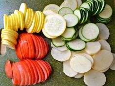 Summer Vegetable Tian – Budget Bytes – Famous Last Words Vegetable Tian, Vegetable Recipes, Sugar Detox Diet, Savory Herb, Vegetarian Italian, Cooking Recipes, Healthy Recipes, Vegetarian Recipes, Cooking On A Budget