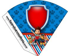- Oh My Fiesta! in english Paw Patrol Birthday Card, Paw Patrol Party, Party Printables, Free Printables, 3rd Birthday, Birthday Cards, Birthday Parties, Personajes Paw Patrol, Imprimibles Paw Patrol