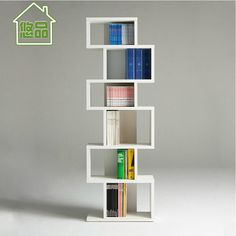 Wappenhalle display cabinet/simple/modern/bookshelf/book cabinet/commodity shelf
