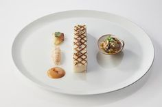 Le Turbot #Turbot #Chef #Rochedy #Buron #GrandsChefsRelaisetChateaux #MOF #Chabichou #Gastronomie #Restaurant #Michelin #2macarons Credit Photo : © Philippe Barret