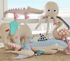 Summer Friends Plush | Pottery Barn Kids