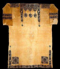 Egypt 5th c AD linen tunica