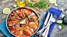 Ratatouille | Easy Mediterranean Recipe