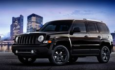 2014 Jeep Patriot Sport Black