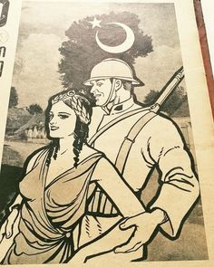 Republic Of Turkey, The Republic, Turkish Army, Ottomans, Weird, Poster, Art, Pictures, Historia