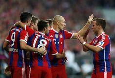 Bayern Munique estreia-se a vencer na Bundesliga