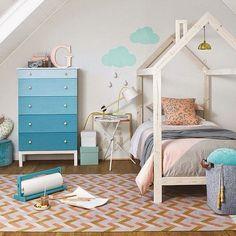 Quarto de criança decorado com cama original | Eu Decoro