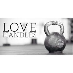 Only love handles I want!