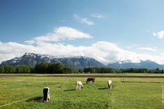 Berchtesgadener-Land Untersberg Lattengebirge