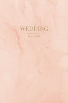 Wedding Planner Blank wedding planning notebook 80 lined pages pink and gold notebook bride gift engagement gift Wedding Notebooks Volume 13 * You can get additional details at the image link. #WeddingandEngagementGift