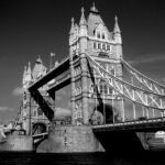 The Tower Bridge is a joined movable bridge in London constructed in the years between 1886 and 1894. The bridge passes the River Thames and has turned into a notorious image of London.