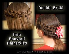 Pretty hairstyles for teens. What do you think?