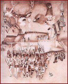 Aubrey Sanchez : Pueblo Revolt.