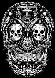 Resultado de imagen de esqueletos andantes