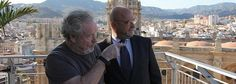 Ridley Scott busca en Málaga escenarios para su nueva película, alojado en nuestro AC Hotel Málaga Palacio