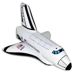 Space Shuttle Inflates (one dozen)