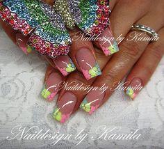 Find us on: www.facebook.com/NeoNailPL spring nails