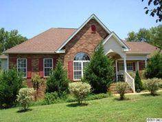 BOGEY LANE LINCOLNTON NC HOME FOR SALE