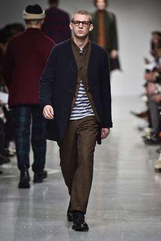 Oliver Spencer Fall-Winter 2017 - London Fashion Week Men's