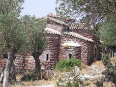 St. Stefanos Church. Lesvos