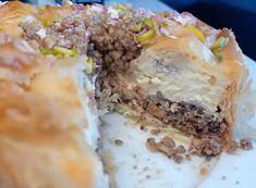 Ο Αξεπέραστος CheeseCake Μπακλαβάς - Η Μαγειρική ανήκει σε όλους Cheesecake, Cheesesteak, Mashed Potatoes, Deserts, Pie, Ethnic Recipes, Food, Whipped Potatoes, Torte