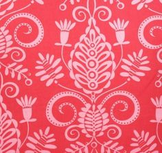 Pillow and Maxfield, Tonal Doozie in Pink, Whimsy Collection, Michael Miller Fabric,