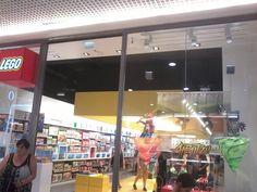 Lego Store de Lyon et achats !