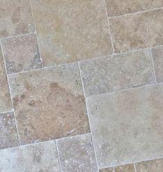 Texas Farmhouse, Denton Texas, Stone Flooring, Travertine, Home Renovation, Craftsman, Tile Floor, New Homes, Backyard