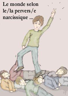 le monde selon le pervers narcissique