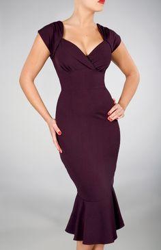 d43dd627b3e1 Retro Dress. For work, or a nicer occasion Vintage Outfits,  Vintageklänningar, Retro