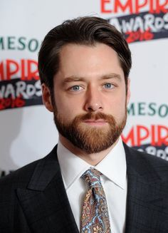 Pin for Later: Everything We Know About the Actors Playing Brianna and Roger on Outlander Richard Rankin as Roger
