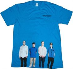 weezer...want this shirt
