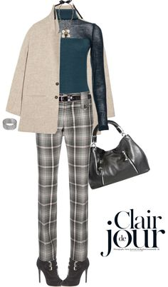 """Pants by GUCCI"" by fashionmonkey1 ❤ liked on Polyvore"