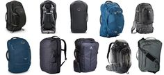Finding the best travel backpack for Europe can be confusing. We've reviewed top loading, panel loading and suitcases for backpacking in Europe.