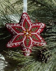 Folkloric Star Set, In The Hoop - 3 Sizes! | Featured Products | Machine Embroidery Designs | SWAKembroidery.com