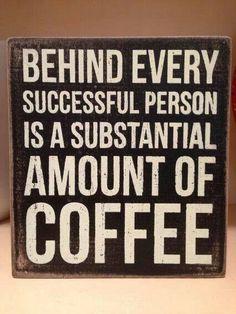 Koffie feit